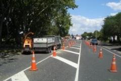 cones-lane-shift